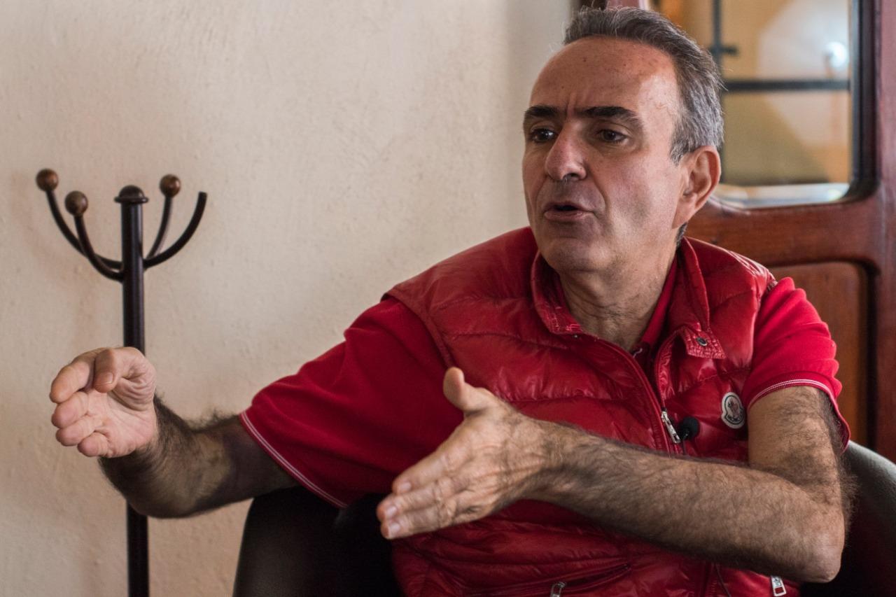 Eduardo Rivera sí construirá con gobierno estatal: Jorge Estefan Chidiac
