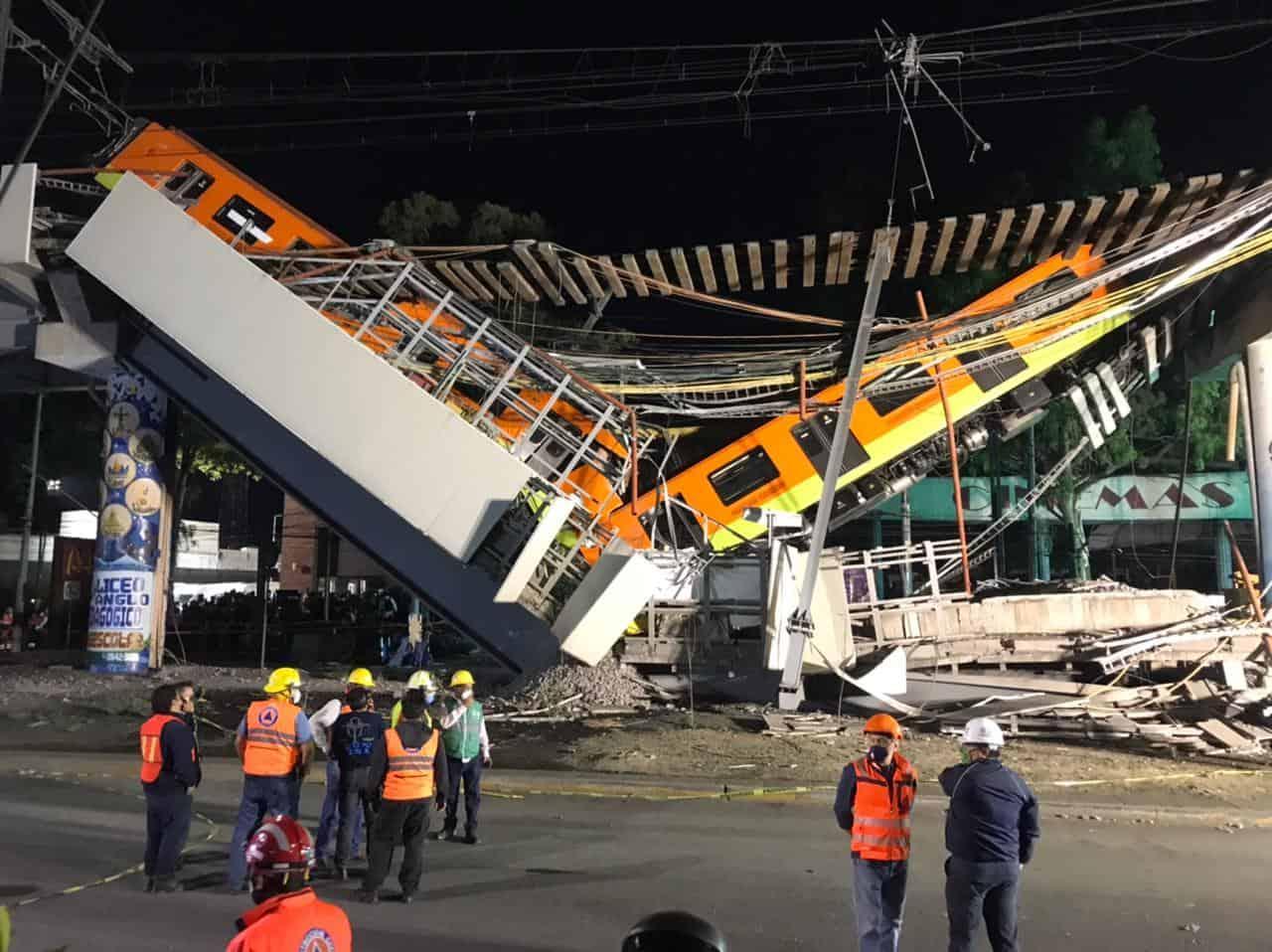 Poblano fallecido en colapso de Línea 12 en Metro CDMX, era antorchista