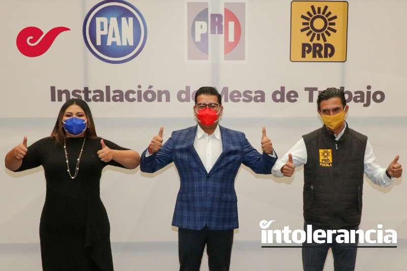 Oficial: PRI gana la mayoría de candidaturas en la alianza Va por México