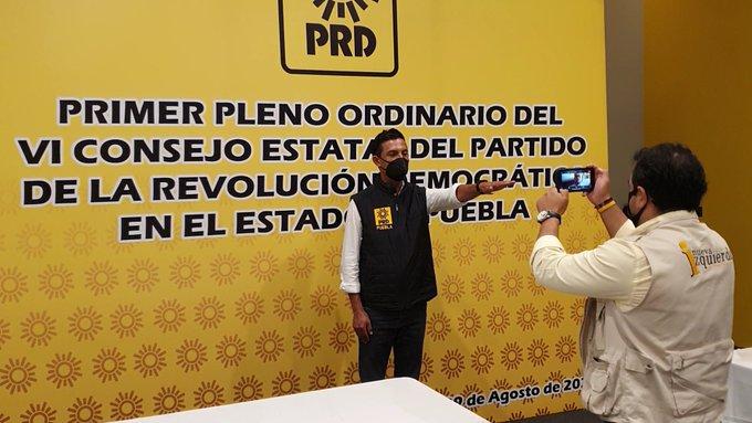 Foto: Twitter @CarlosMtzAmador