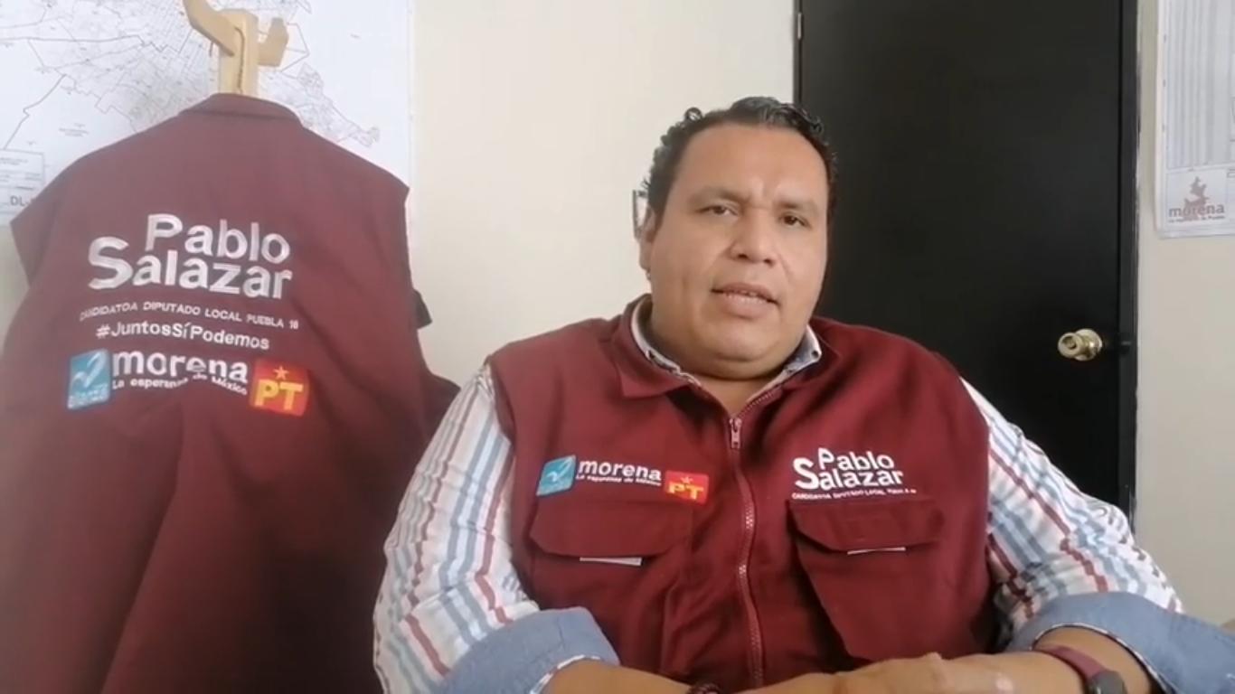 Pablo Salazar Vicentello: saldremos victoriosos el próximo 6 de junio