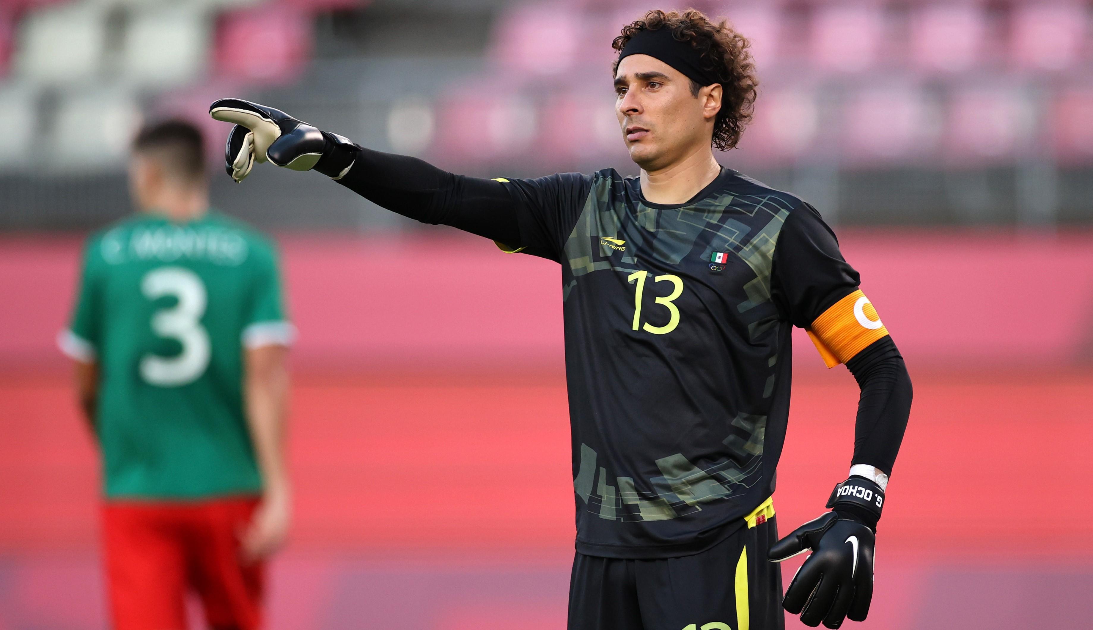 Foto: Selección de México