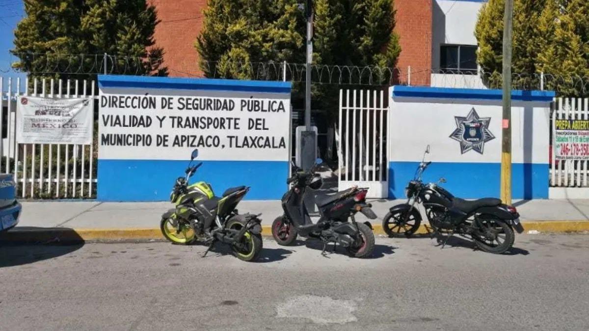 Foto: Seguridad Publica Apizaco