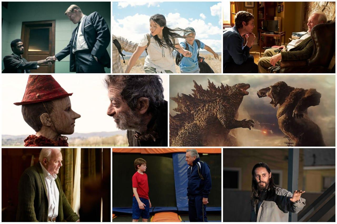 Nominadas al Oscar llegan a los cines: El Padre y Judas y el Mesías negro