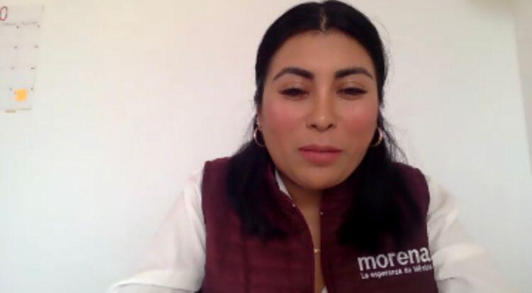 Llama Nora Merino a mantener unidad en campaña por Distrito 10