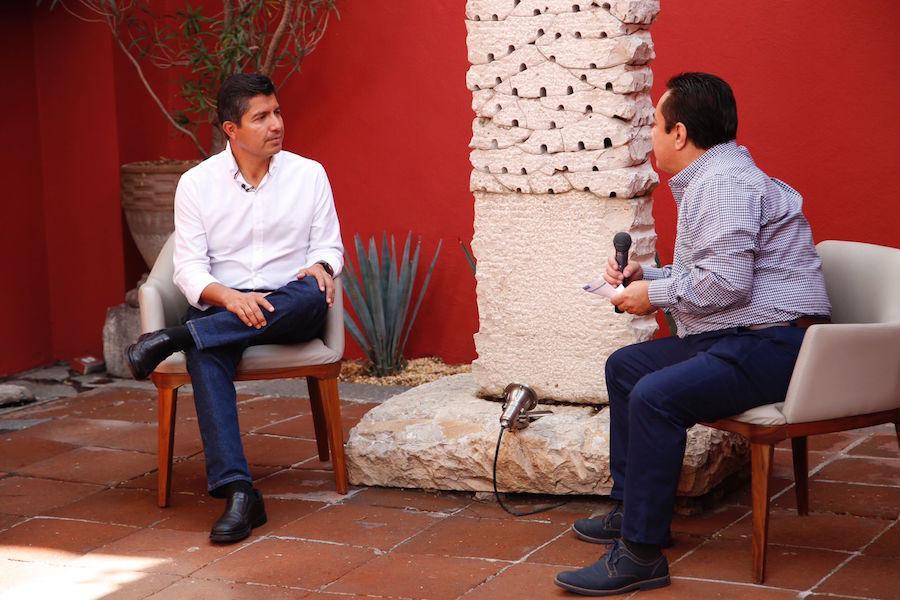 Me atacan por desesperación: Eduardo Rivera Pérez