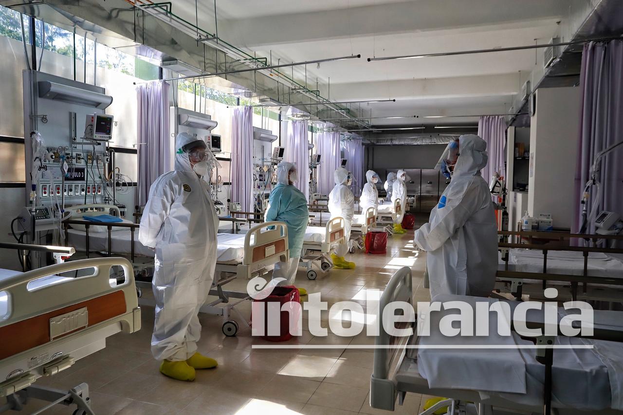 Recibirá XXV zona militar a pacientes de terapia intensiva por Covid-19