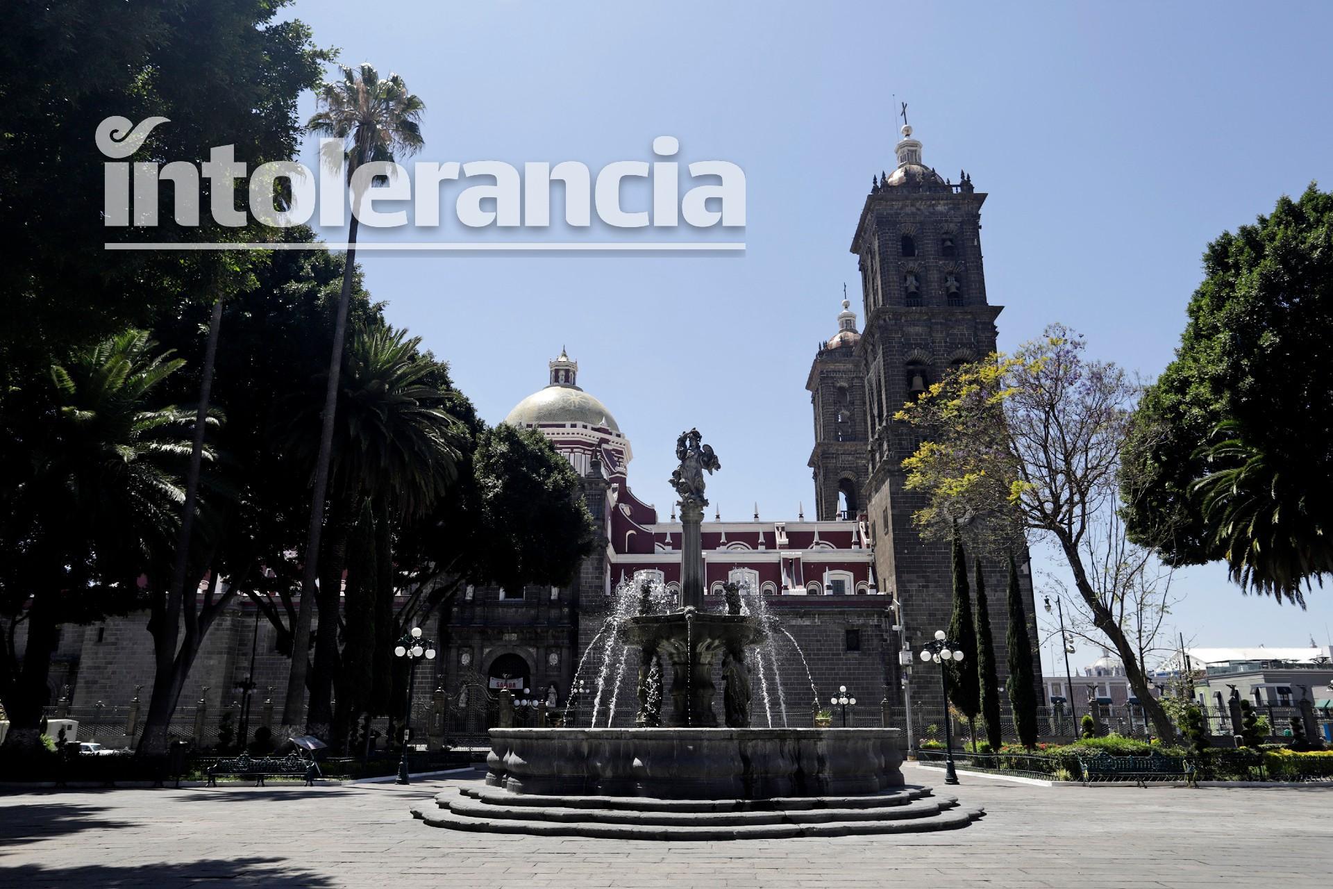"""Cumple Puebla 490 años entre pandemia Covid y """"batalla"""" electoral"""